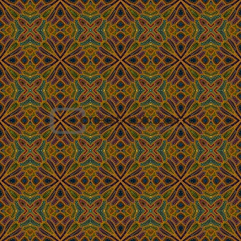Beautiful colorful seamless tiling texture