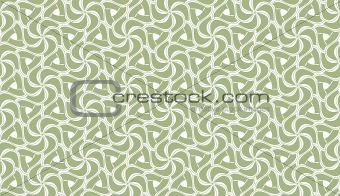 Beautiful green and white seamless tiling texture