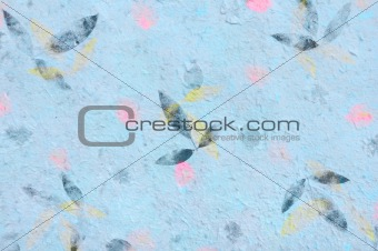 abstract mulberry paper texture