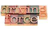 driving force phrase