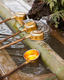 Shinto Shrine Purification Ladles