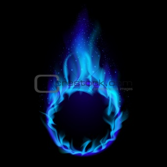 Blue ring of Fire