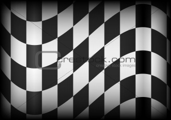 Background  - Race Flag