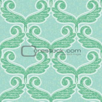 old style decorative seamless
