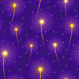 salute, fireworks seamless