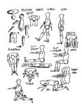 hand drawn people figures
