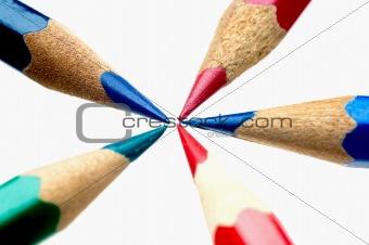 coulor pencils