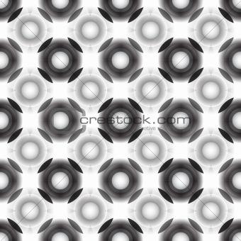 circles seamless abstract texture
