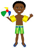 Afro Boy Swimsuit