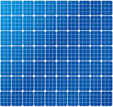 solar cells pattern