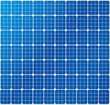 solar cells pattern