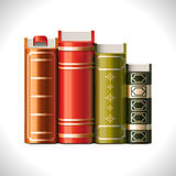 Vector books XXL icon