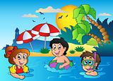 Summer theme image 2
