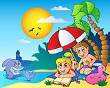 Summer theme image 6