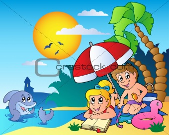 Summer theme image 6