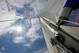 Mast and Sail