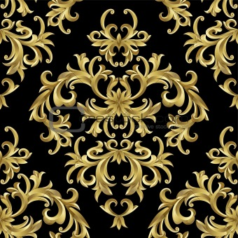 Black And Gold Patterns Myspace Layouts, Myspace Black And Gold