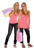 twins shopping