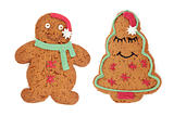 Gingerbread Biscuit People