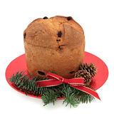 Panettone Christmas Cake