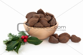 Brazil Nuts and Holly