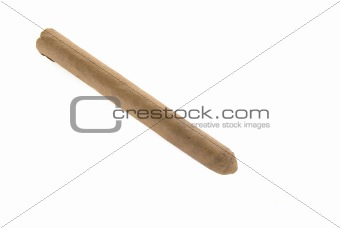 Cigar isolated on white backround