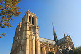 Notre Dam de Paris Cathedral.