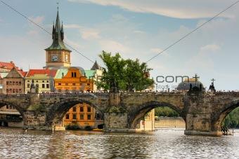 Old Prague.