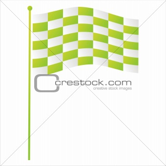 green flag icon