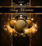 Elegant Merry Christmas  background