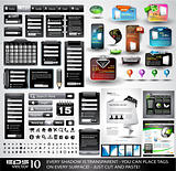 Web Stuff black Extreme Collection