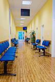 Interior of Hospital