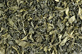 Green tea background