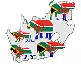 Big Five South Africa cross lines
