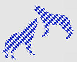 Bavarian wolf