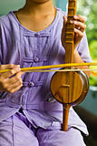 Thai music instrument