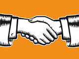 Handshake symbol