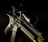 Mysterious assault rifle
