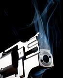 Smoking weapon
