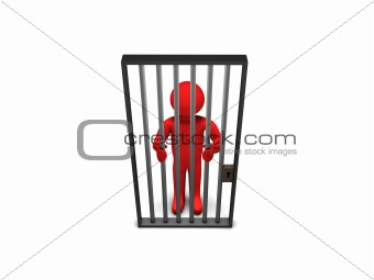3D Person as Prisoner