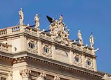 Architecture details Trieste
