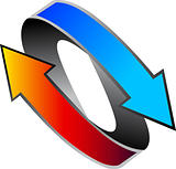 arrows logo