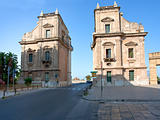 Porta Felice in Palermo, Sicily