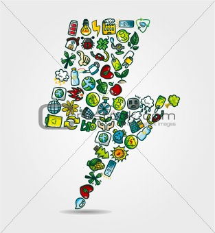 Green Power eco card