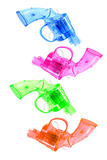 Colorful Plastic toy guns