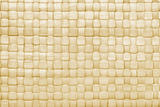 Woven palm leaves mat background