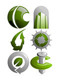creative and green design element