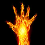 Fire hand