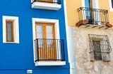 Mediterranean facade
