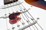 plectrum among strings